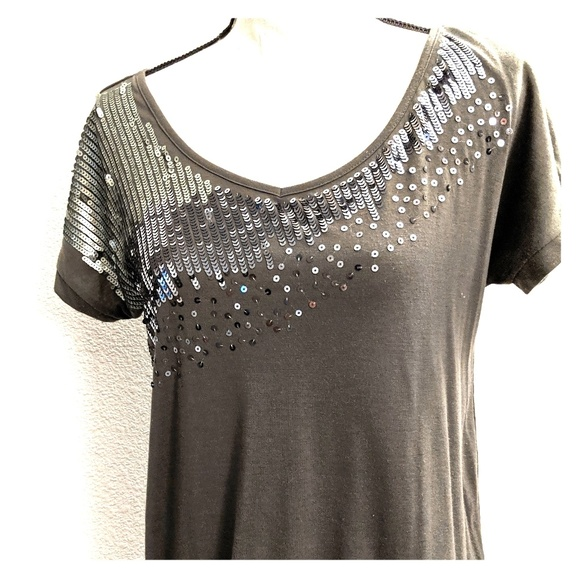 lilly lou Tops - Sequin Top
